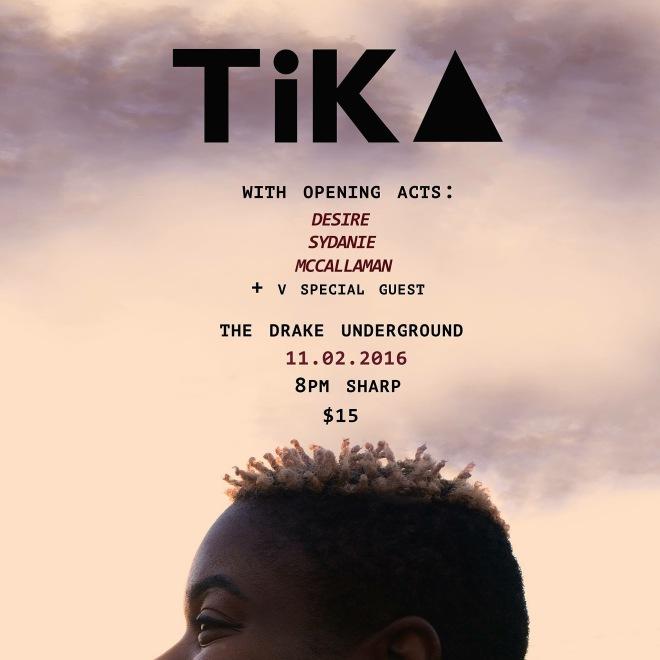 TIKA Live @ The Drake Underground.JPG